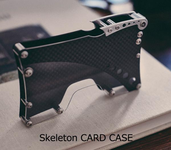 Skeleton CARD CASE