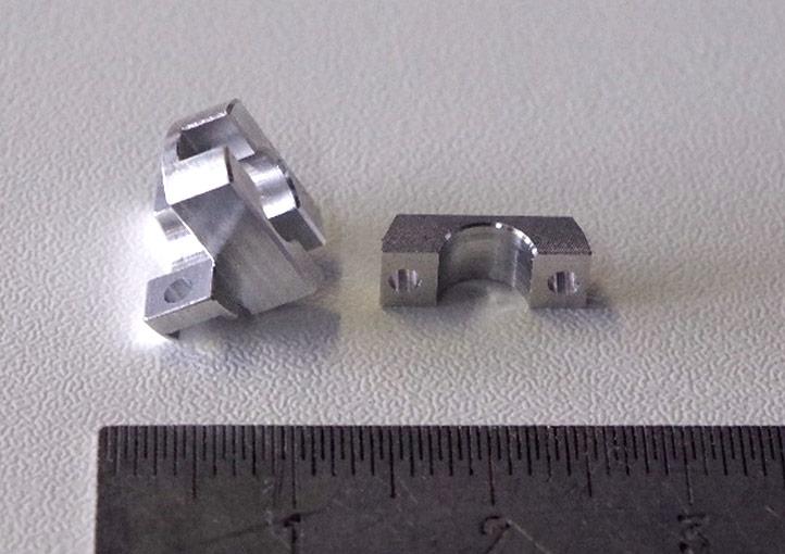 Optical fiber experimental equipment parts