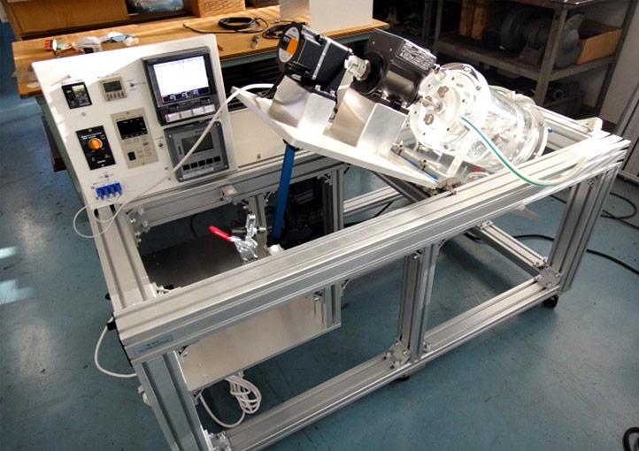 Bioethanol experiment equipment
