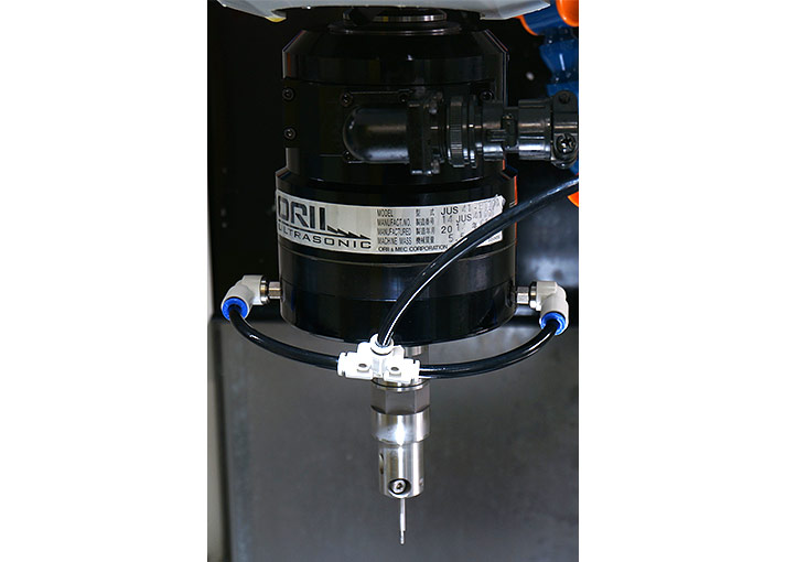 Ultrasonic spindle unit