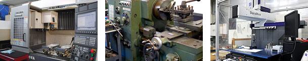 マシニング設備