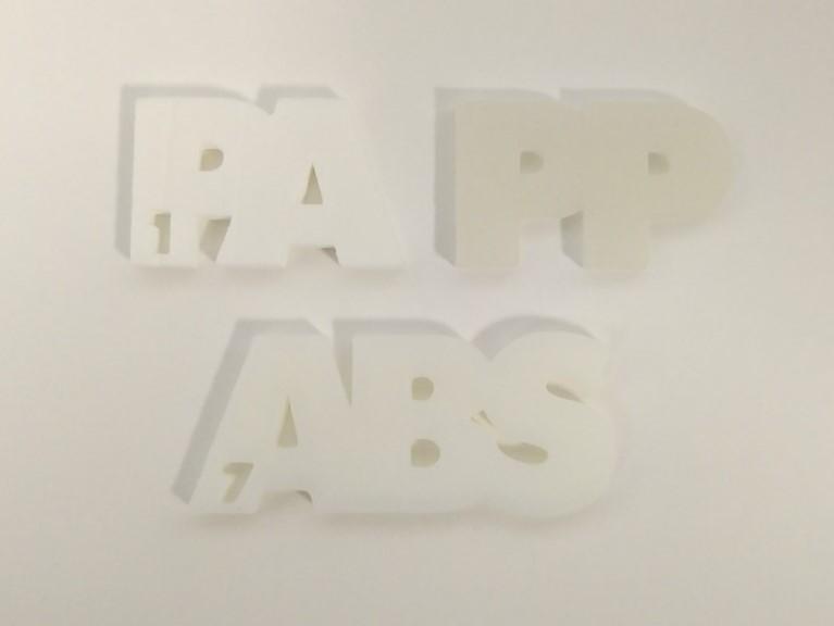ポリアミド/ポリプロピレン/ABS