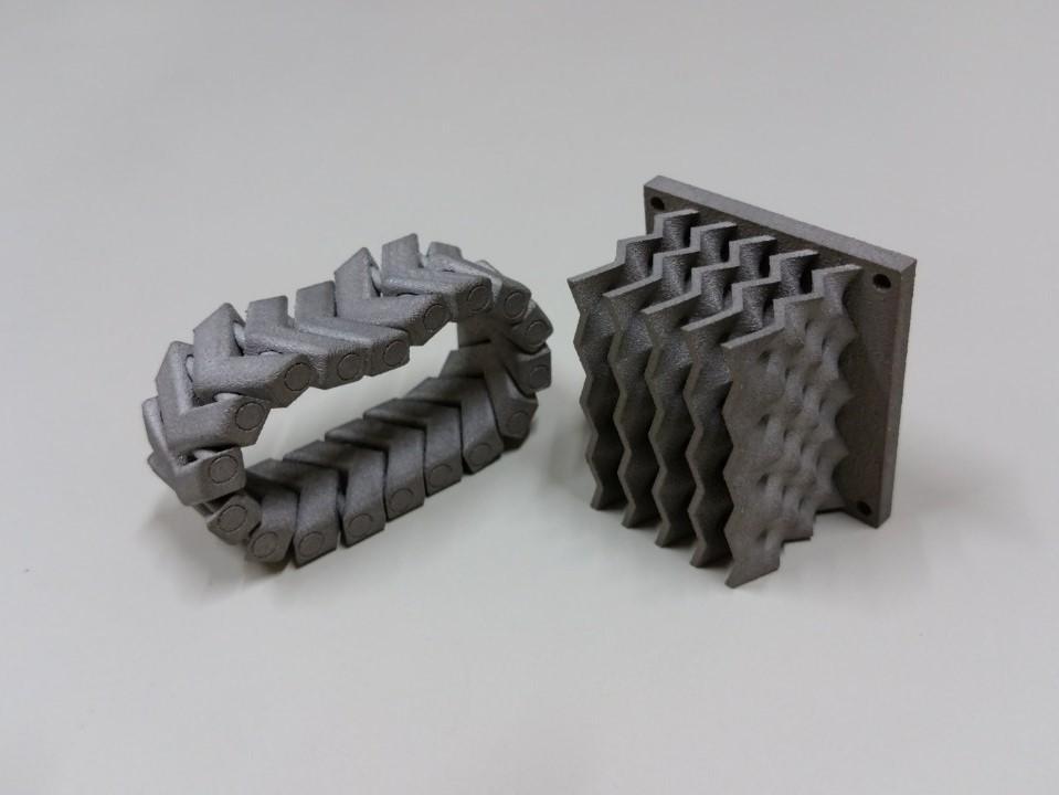 3Dプリント部品